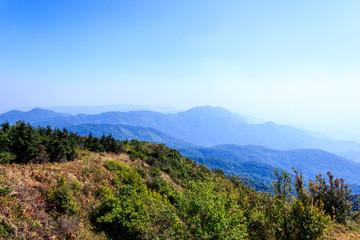 mountain in north thailand