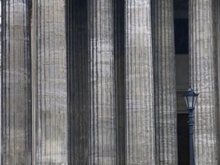 Archiecture. Columns