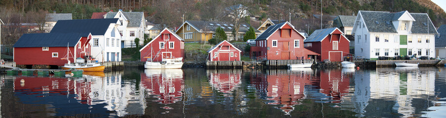 Red Cottages