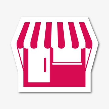 Logo boutique.