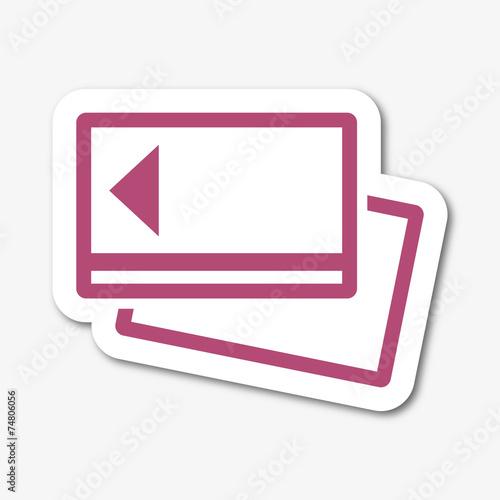 """Banque Vectorielle logo carte bancaire."""" fichier vectoriel libre de droits sur la"""