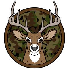 Deer Hunting Insignia