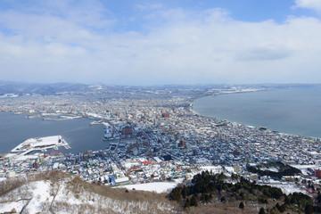Cityscape of Hakodate