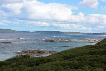 Ocean Beach - Elephant Rocks - Western Australia