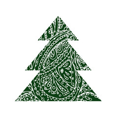 Christmas trees design