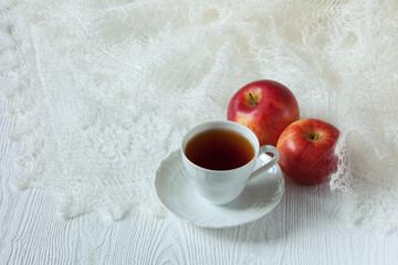 Tea apples
