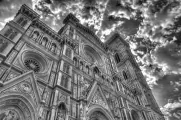 Duomo: Santa Maria del Fiore - Florence. Italy