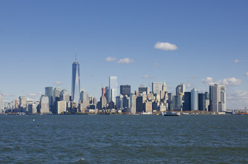 Skyline DownTown - New York - USA