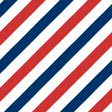 Barber Pole seamless pattern