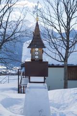 Alpine's barometer