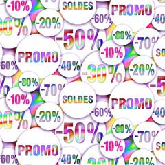 Pattern -Promotion Color