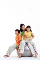 아이와 함께하는 운동