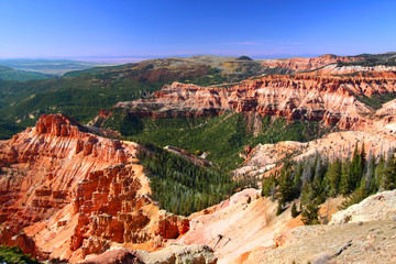 Wall Mural - Cedar Breaks National Monument