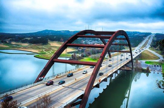 Pennybacker Bridge, Austin, Texas