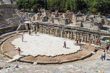 Ancient Theatre of Ephesus