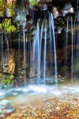 Waterfall, Jinba no Taki, Japan