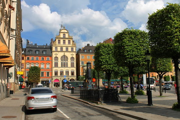 The Old Town,Stockholm