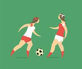 Soccer Ball Female