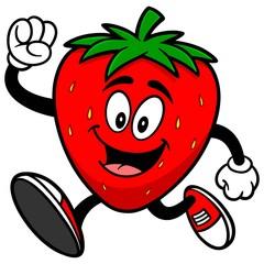 Strawberry Running