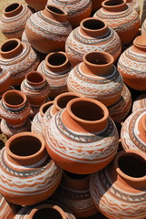 Pots on the market