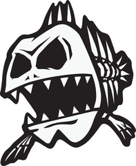 Bad Bones Fish