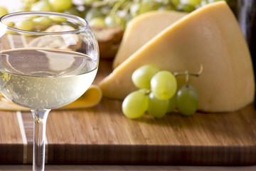 Cheese and Wine