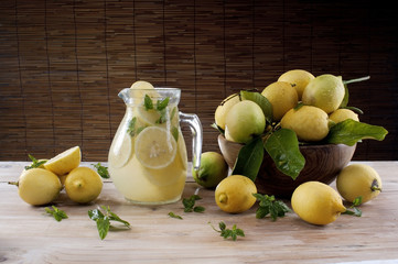 lemonade jar