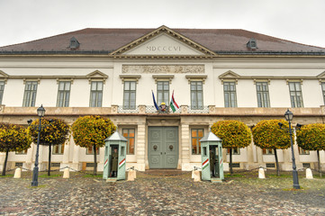 Sandor Palace, Office of the President of the Republic of Hungar