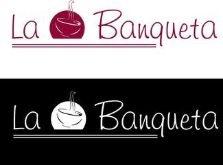 Logotipo Gourmet Comida
