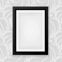 Vector Empty Frame