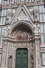 Main Door Santa Maria del Fiore - Florence Dome