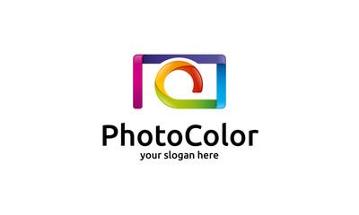 Photo Color Logo