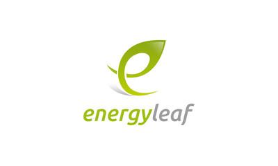 Energy Leaf Logo