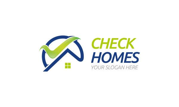 Check Homes Logo