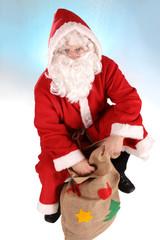 Weihnachtsmann Santa Claus