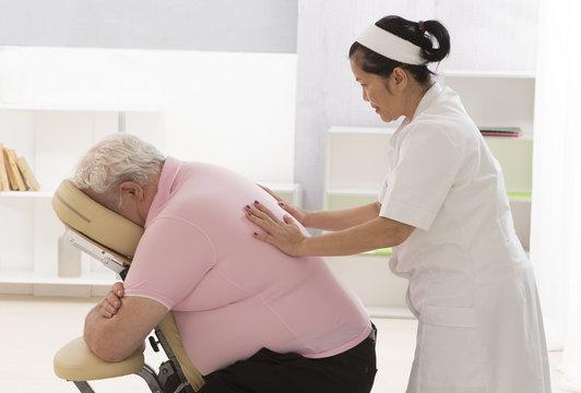 MASSAGE AMMA- Massage Japonais.