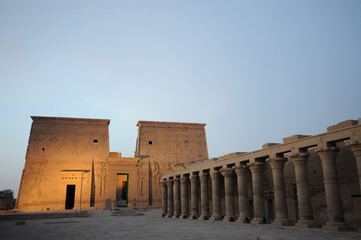 Egypt Temple of Philae