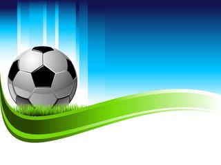 Soccer/Football ball background