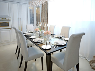 Dining room classic style
