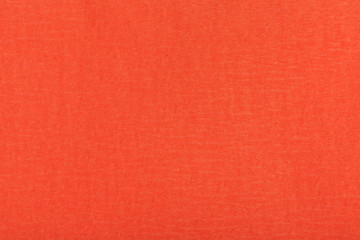 Wall Mural - background from fibrous structure color red paper