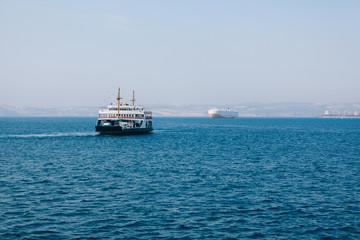 Ferry boat Turkey