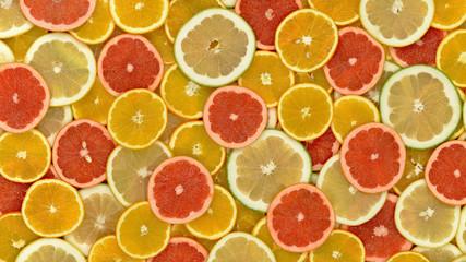 Wall Mural - Owoce cytrusowe 8