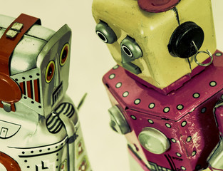 robots romantic