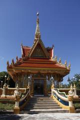 Tempelanlage in Südostasien