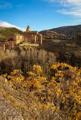 Foto op Aluminium Albarracin, Teruel, Aragon, Spain