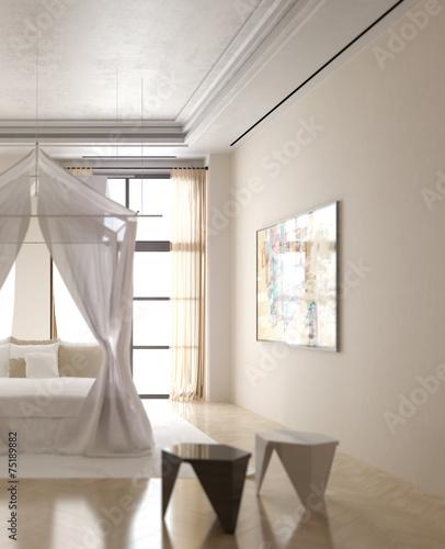 schlafzimmer im licht detail stockfotos und lizenzfreie bilder auf bild 75189882. Black Bedroom Furniture Sets. Home Design Ideas