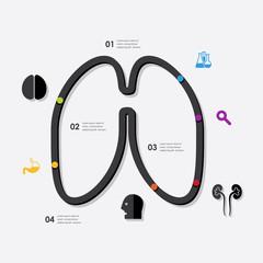 medicine infographic