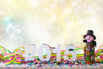 2015 Flyer Karte Hintergrund