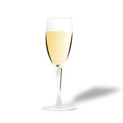 Champaign glass