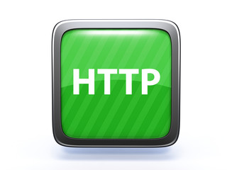 http square icon on white background